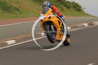 © Octane Photographic Ltd 2011. NW200 Thursday 19th May 2011. Sandy Berwick, Suzuki - Team Berm Racing. Digital Ref : LW7D2649