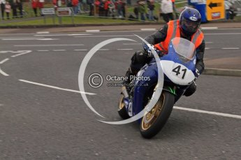 © Octane Photographic 2011. NW200, 17th May 2011 Newcomers practice. Digital ref :