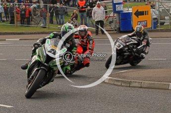 © Octane Photographic 2011. NW200, 17th May 2011 Superbike practice. Gary Mason, Kawasaki - MSS Colchester Kawasaki. Digital ref : LW7D9519