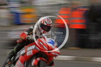 © Octane Photographic 2011. NW200, 17th May 2011 Supersport practice. Si Fulton, Yamaha. Digital ref : LW7D1257