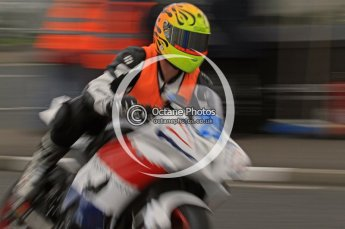© Octane Photographic 2011. NW200, 17th May 2011 Supersport practice. Timothee Monot, Yamaha - Team of Paris. Digital ref : LW7D1277