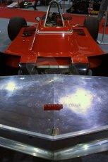 World © Octane Photographic Ltd. Race Retro 25th February 2011. Historic F1 cars. Jody Scheckter Ferrari 314T4Digital Ref : 0644cb40d5607