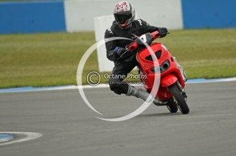 © Octane Photographic Ltd. Superstars meeting, Donington Park, Sunday 19th June 2011. All Heat/Replay British Scooter Championship. Digital Ref : 0080CB1D5190