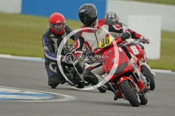 © Octane Photographic Ltd. Superstars meeting, Donington Park, Sunday 19th June 2011. All Heat/Replay British Scooter Championship. Digital Ref : 0080CB1D5224
