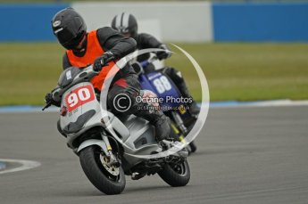 © Octane Photographic Ltd. Superstars meeting, Donington Park, Sunday 19th June 2011. All Heat/Replay British Scooter Championship. Digital Ref : 0080CB1D5277