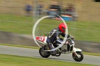 © Octane Photographic Ltd. Superstars meeting, Donington Park, Sunday 19th June 2011. All Heat/Replay British Scooter Championship. Digital Ref : 0080cb1d5834