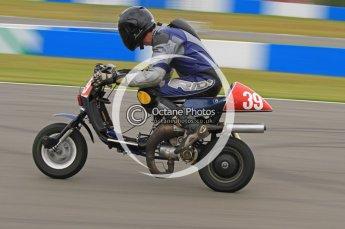 © Octane Photographic Ltd. Superstars meeting, Donington Park, Sunday 19th June 2011. All Heat/Replay British Scooter Championship. Digital Ref : 0080CB7D5078
