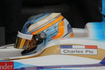 © Octane Photographic Ltd. 2011. European Formula1 GP, Friday 24th June 2011. GP2 Qualifying. Charles Pic - Barwa Addax Team. Digital Ref:  0084CB1D6732