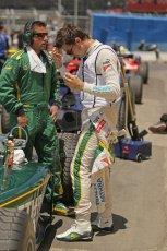 © Octane Photographic Ltd. 2011. European Formula1 GP, Saturday 25th June 2011. GP2 Race 1. Jules Bianchi - Lotus ART. Digital Ref:  0085CB1D7761