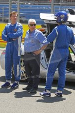 © Octane Photographic Ltd. 2011. European Formula1 GP, Saturday 25th June 2011. GP2 Race 1. FIA Safety Car drivers. Digital Ref:  0085CB1D7860