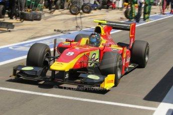 © Octane Photographic Ltd. 2011. European Formula1 GP, Saturday 25th June 2011. GP2 Race 1. Christian Vietoris - Racing Engineering. Digital Ref:  0085CB1D7961