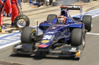 © Octane Photographic Ltd. 2011. European Formula1 GP, Saturday 25th June 2011. GP2 Race 1. Max Chilton - Carlin. Digital Ref:  0085CB1D8031
