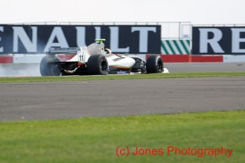 © Jones Photography 2011. World Series Renault – Silverstone, Sunday 21st August 2011. Formula Renault 3.5. Sten Pentus - Epic Racing. Digital Reference 0154DSC04939