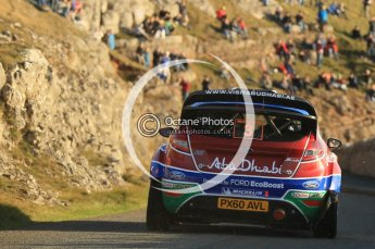 © North One Sport Ltd 2011 / Octane Photographic Ltd 2011. 10th November 2011 Wales Rally GB, WRC SS1 and SS2 Great Orme, Llandudno. Digital Ref : 0195CB1D8044