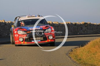 © North One Sport Ltd 2011 / Octane Photographic Ltd 2011. 10th November 2011 Wales Rally GB, WRC SS1 and SS2 Great Orme, Llandudno. Digital Ref : 0195cb1d8094