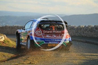© North One Sport Ltd 2011 / Octane Photographic Ltd 2011. 10th November 2011 Wales Rally GB, WRC SS1 and SS2 Great Orme, Llandudno. Digital Ref : 0195cb1d8203
