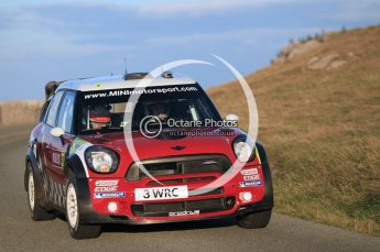 © North One Sport Ltd 2011 / Octane Photographic Ltd 2011. 10th November 2011 Wales Rally GB, WRC SS1 and SS2 Great Orme, Llandudno. Digital Ref : 0195cb1d8345