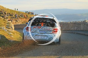 © North One Sport Ltd 2011 / Octane Photographic Ltd 2011. 10th November 2011 Wales Rally GB, WRC SS1 and SS2 Great Orme, Llandudno. Digital Ref : 0195cb1d8439