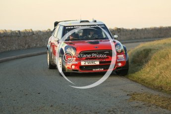© North One Sport Ltd 2011 / Octane Photographic Ltd 2011. 10th November 2011 Wales Rally GB, WRC SS1 and SS2 Great Orme, Llandudno. Digital Ref : 0195cb1d8483