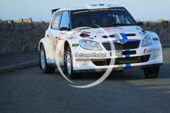 © North One Sport Ltd 2011 / Octane Photographic Ltd 2011. 10th November 2011 Wales Rally GB, WRC SS1 and SS2 Great Orme, Llandudno. Digital Ref : 0195cb1d8501