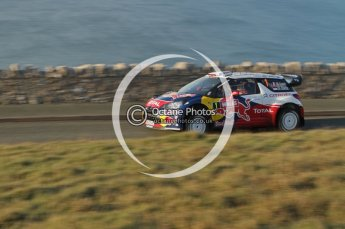 © North One Sport Ltd 2011 / Octane Photographic Ltd 2011. 10th November 2011 Wales Rally GB, WRC SS1 and SS2 Great Orme, Llandudno. Digital Ref : 0195lw7d1891