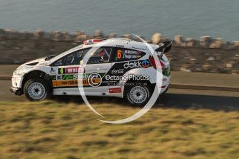 © North One Sport Ltd 2011 / Octane Photographic Ltd 2011. 10th November 2011 Wales Rally GB, WRC SS1 and SS2 Great Orme, Llandudno. Digital Ref : 0195lw7d1952