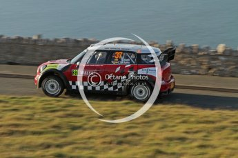 © North One Sport Ltd 2011 / Octane Photographic Ltd 2011. 10th November 2011 Wales Rally GB, WRC SS1 and SS2 Great Orme, Llandudno. Digital Ref : 0195lw7d1964