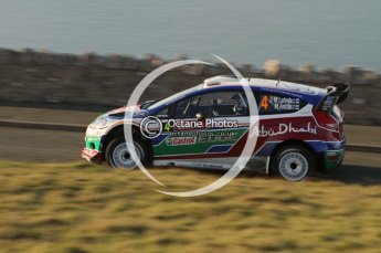 © North One Sport Ltd 2011 / Octane Photographic Ltd 2011. 10th November 2011 Wales Rally GB, WRC SS1 and SS2 Great Orme, Llandudno. Digital Ref : 0195lw7d2075
