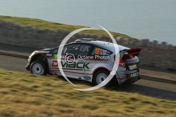© North One Sport Ltd 2011 / Octane Photographic Ltd 2011. 10th November 2011 Wales Rally GB, WRC SS1 and SS2 Great Orme, Llandudno. Digital Ref : 0195lw7d2088