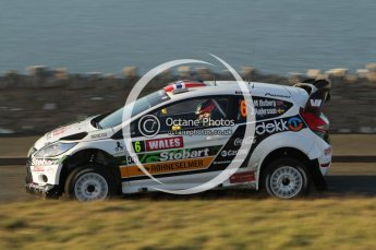 © North One Sport Ltd 2011 / Octane Photographic Ltd 2011. 10th November 2011 Wales Rally GB, WRC SS1 and SS2 Great Orme, Llandudno. Digital Ref : 0195lw7d2122