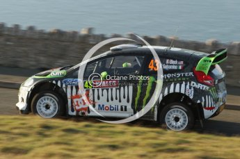 © North One Sport Ltd 2011 / Octane Photographic Ltd 2011. 10th November 2011 Wales Rally GB, WRC SS1 and SS2 Great Orme, Llandudno. Digital Ref : 0195lw7d2187