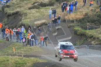 © North One Sport Ltd 2011 / Octane Photographic Ltd 2011. 12th November 2011 Wales Rally GB, WRC SS13 Sweet Lamb. Digital Ref : 0199cb1d8764
