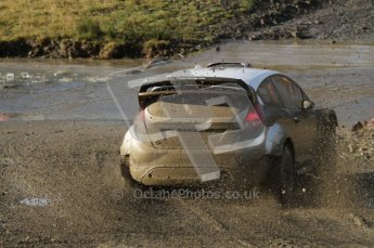 © North One Sport Ltd 2011 / Octane Photographic Ltd 2011. 12th November 2011 Wales Rally GB, WRC SS13 Sweet Lamb. Digital Ref : 0199lw7d9431