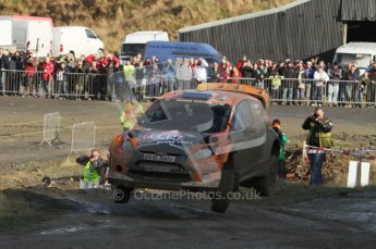 © North One Sport Ltd 2011 / Octane Photographic Ltd 2011. 12th November 2011 Wales Rally GB, WRC SS13 Sweet Lamb. Digital Ref : 0199lw7d9448