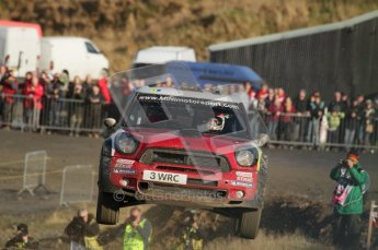 © North One Sport Ltd 2011 / Octane Photographic Ltd 2011. 12th November 2011 Wales Rally GB, WRC SS13 Sweet Lamb. Digital Ref : 0199lw7d9558