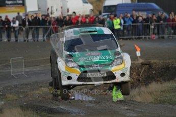 © North One Sport Ltd 2011 / Octane Photographic Ltd 2011. 12th November 2011 Wales Rally GB, WRC SS13 Sweet Lamb. Digital Ref : 0199lw7d9890