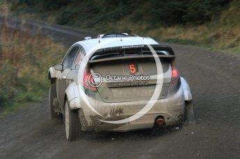 © North One Sport Ltd 2011 / Octane Photographic Ltd 2011. 12th November 2011 Wales Rally GB, WRC SS17 Myherin. Digital Ref : 0198cb1d9451