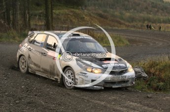 © North One Sport Ltd 2011 / Octane Photographic Ltd 2011. 12th November 2011 Wales Rally GB, WRC SS17 Myherin. Digital Ref : 0198cb1d9599