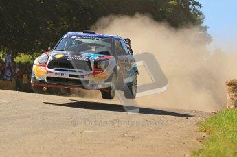 © North One Sport Ltd.2011/Octane Photographic Ltd. WRC Germany – SS11 - Hermeskeil_Gusenburg II - Saturday 20th August 2011. Digital Ref : 0151CB1D5895