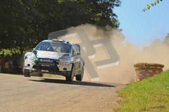 © North One Sport Ltd.2011/Octane Photographic Ltd. WRC Germany – SS11 - Hermeskeil_Gusenburg II - Saturday 20th August 2011. Digital Ref : 0151CB1D5905