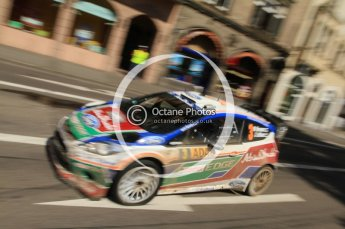 © North One Sport Ltd.2011/Octane Photographic Ltd. WRC Germany – SS19 - Circus Maximus - Sunday 21st August 2011. Digital Ref : 0152CB7D0633