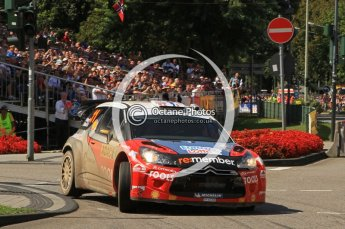 © North One Sport Ltd.2011/Octane Photographic Ltd. WRC Germany – SS19 - Circus Maximus - Sunday 21st August 2011. Digital Ref : 0152LW7D0530
