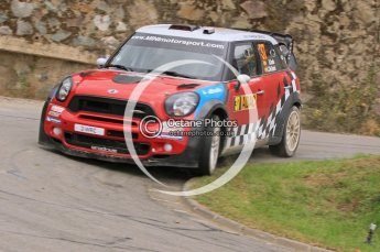 © North One Sport Ltd.2011/Octane Photographic Ltd. WRC Germany – SS3 - Moselland I - Friday 19th August 2011. Digital Ref : 0148CB1D4728