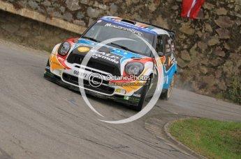 © North One Sport Ltd.2011/Octane Photographic Ltd. WRC Germany – SS3 - Moselland I - Friday 19th August 2011. Digital Ref : 0148CB1D4757