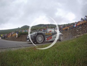© North One Sport Ltd.2011/Octane Photographic Ltd. WRC Germany – SS3 - Moselland I - Friday 19th August 2011. Digital Ref : 0148GP000014