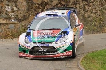 © North One Sport Ltd.2011/Octane Photographic Ltd. WRC Germany – SS3 - Moselland I - Friday 19th August 2011. Digital Ref : 0148LW7D0097
