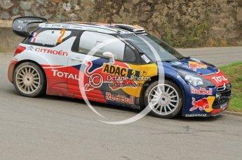 © North One Sport Ltd.2011/Octane Photographic Ltd. WRC Germany – SS3 - Moselland I - Friday 19th August 2011. Digital Ref : 0148LW7D0119