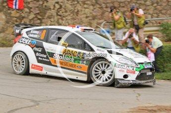 © North One Sport Ltd.2011/Octane Photographic Ltd. WRC Germany – SS3 - Moselland I - Friday 19th August 2011. Digital Ref : 0148LW7D0239