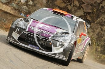 © North One Sport Ltd.2011/Octane Photographic Ltd. WRC Germany – SS3 - Moselland I - Friday 19th August 2011. Digital Ref : 0148LW7D0353