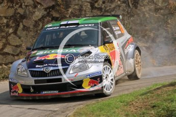 © North One Sport Ltd.2011/Octane Photographic Ltd. WRC Germany – SS3 - Moselland I - Friday 19th August 2011. Digital Ref : 0148LW7D0466